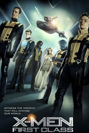 poster for X-Men: First Class