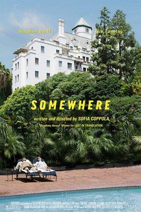 poster for Somewhere