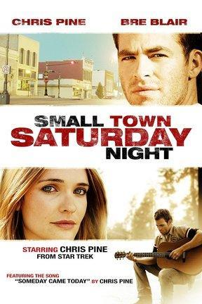 poster for Small Town Saturday Night