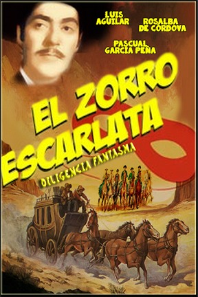poster for El Zorro Escarlata
