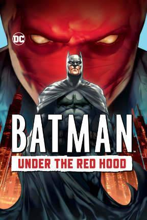 poster for Batman: Under the Red Hood