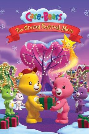poster for Care Bears: The Giving Festival