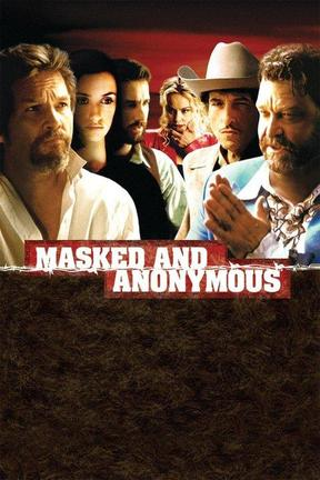 poster for Masked and Anonymous