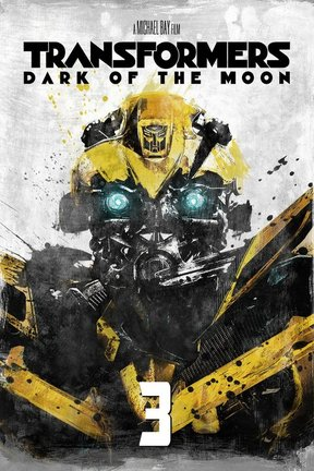 poster for Transformers: Dark of the Moon