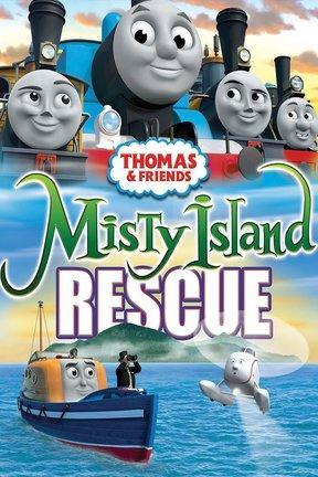 poster for Thomas & Friends: Misty Island Rescue