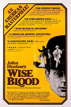 poster for Wise Blood