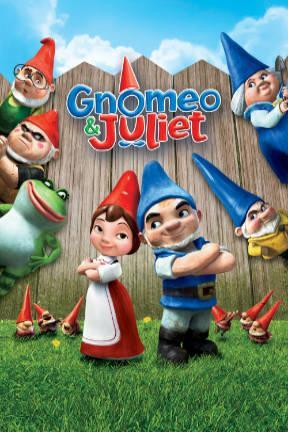 poster for Gnomeo & Juliet