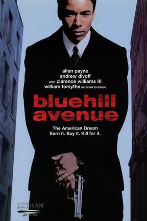 poster for Blue Hill Avenue