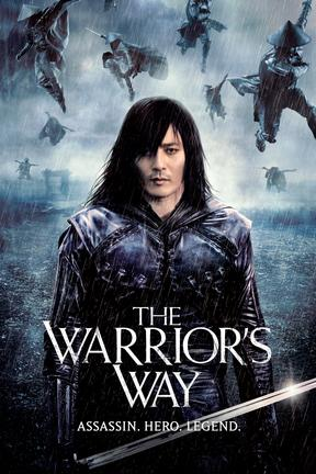 poster for The Warrior's Way