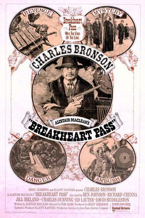 poster for Breakheart Pass