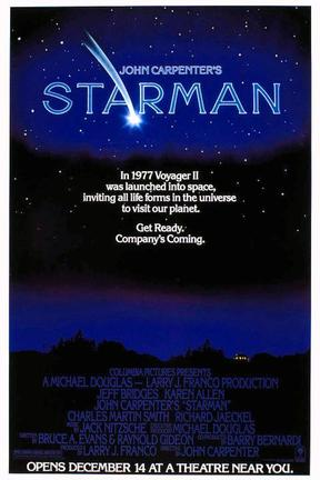 poster for Starman