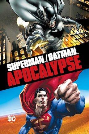 poster for Superman/Batman: Apocalypse