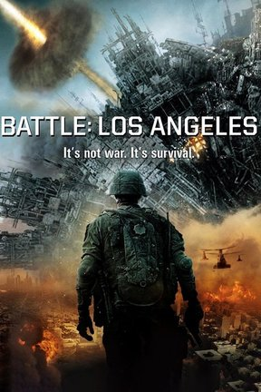 poster for Battle: Los Angeles