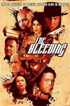 poster for The Bleeding