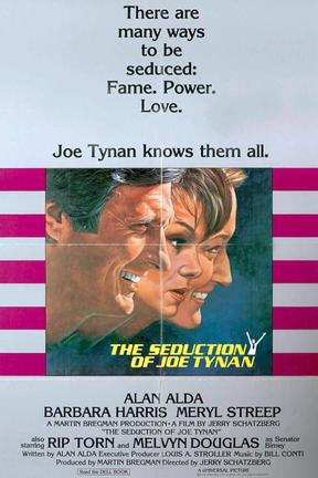 poster for The Seduction of Joe Tynan