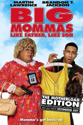 poster for Big Mommas: Like Father, Like Son