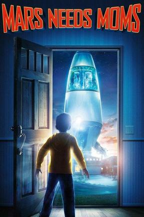 poster for Mars Needs Moms