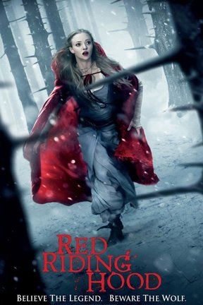 poster for Red Riding Hood