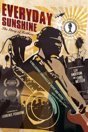 poster for Everyday Sunshine: The Story of Fishbone