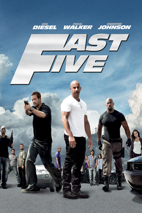 poster for Fast Five