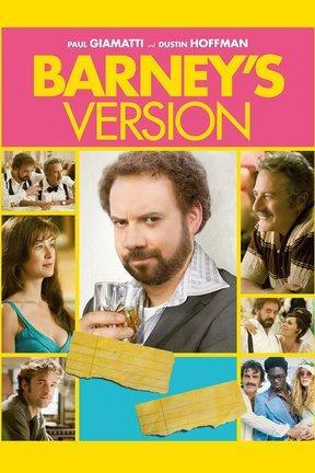 poster for Barney's Version
