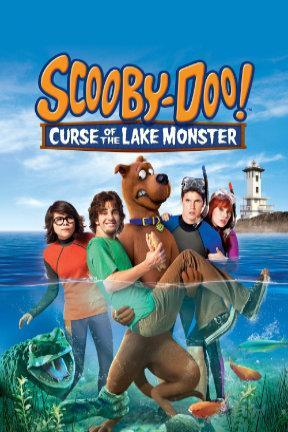 poster for Scooby-Doo! Curse of the Lake Monster
