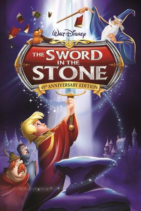 poster for The Sword in the Stone