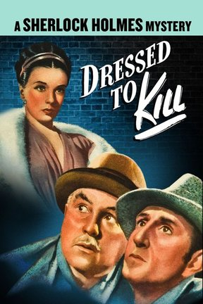 poster for Dressed to Kill