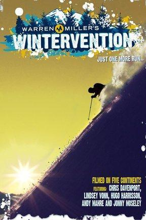 poster for Warren Miller's Wintervention
