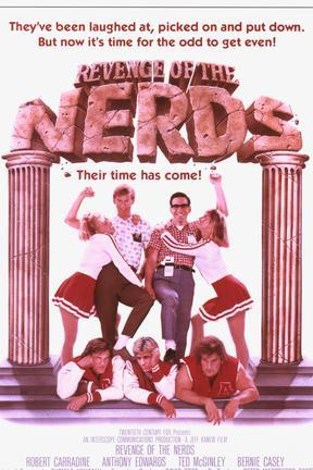 poster for Revenge of the Nerds