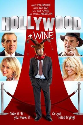 poster for Hollywood & Wine