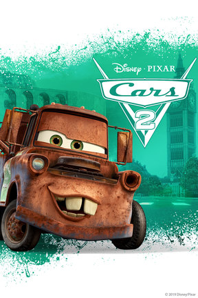 poster for Cars 2