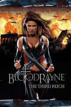 poster for BloodRayne: The Third Reich