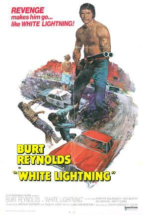 poster for White Lightning