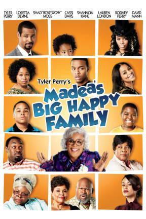 poster for Tyler Perry's Madea's Big Happy Family