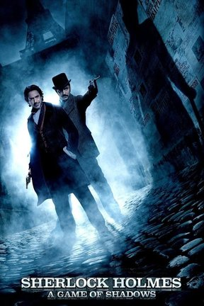 poster for Sherlock Holmes: A Game of Shadows