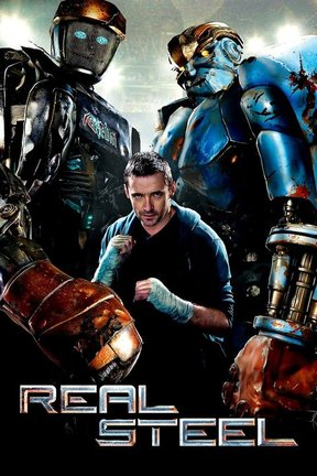 poster for Real Steel