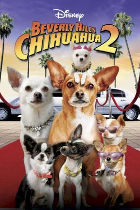 poster for Beverly Hills Chihuahua 2