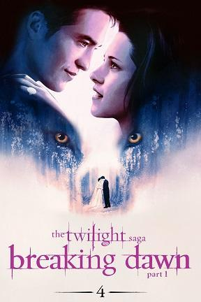 poster for The Twilight Saga: Breaking Dawn Part 1