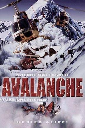 poster for Nature Unleashed: Avalanche