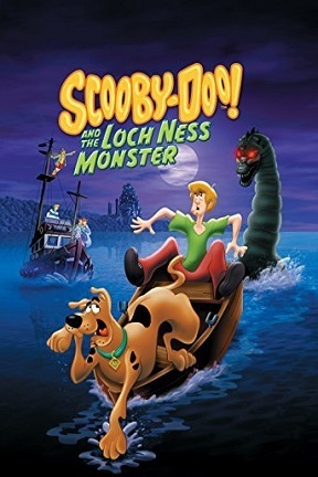 poster for Scooby-Doo and the Loch Ness Monster