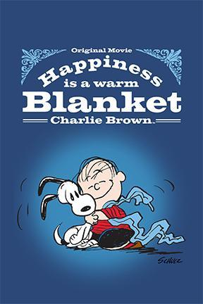 poster for Happiness Is a Warm Blanket, Charlie Brown