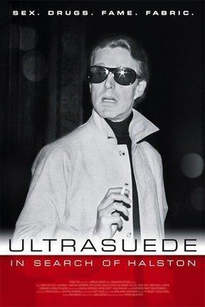 poster for Ultrasuede: In Search of Halston