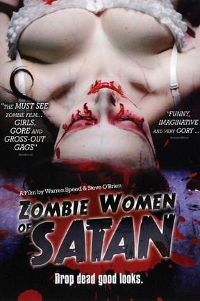 poster for Zombie Women of Satan