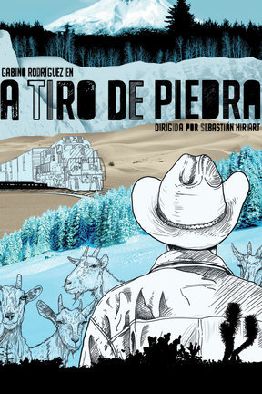 poster for A Tiro de Piedra