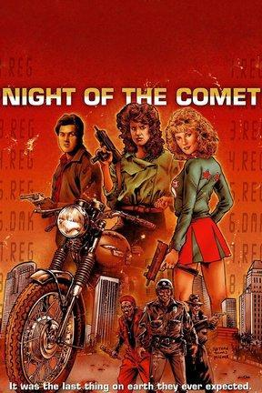 poster for Night of the Comet
