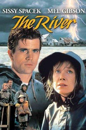 poster for The River