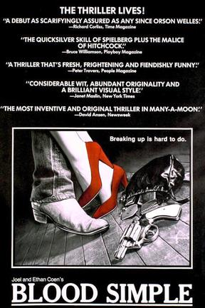 poster for Blood Simple