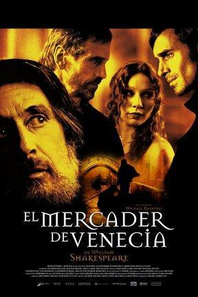 poster for The Merchant of Venice