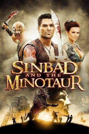 poster for Sinbad and the Minotaur